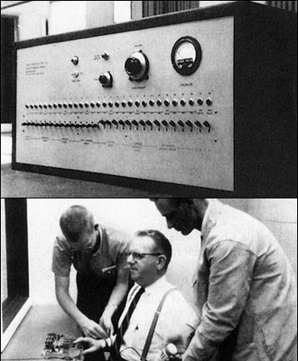 the milgram experiment an experiment conducted by stanley milgram to test humans obedience to author The stanley milgram experiment was a social science experiment conducted in the 1960s and replicated many times since then it asks the question how far will you go to inflict pain on someone if told to by an authority figure.